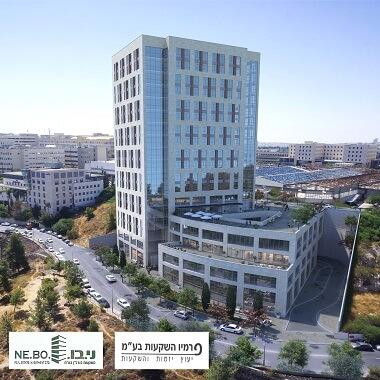 מגדל רם - יהודה רחמים חברה לבניין בעמ