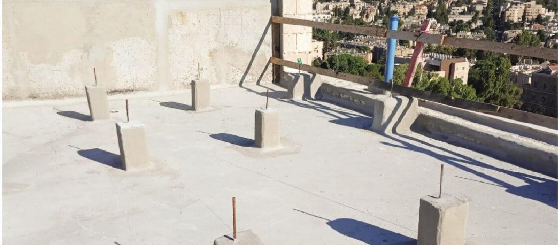 בוסטן יהודה שמחים לעדכן שהתקדמנו צעד משמעותי נוסף בעבודות הבניה